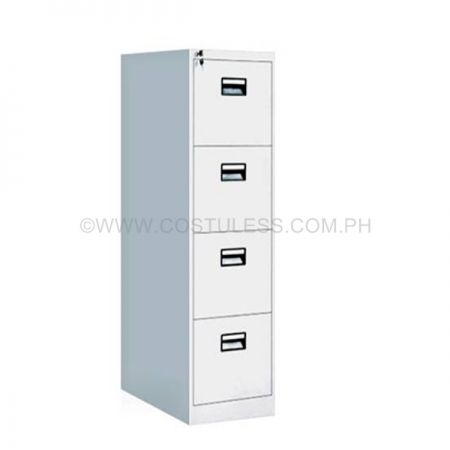 4 Layer Vertical File Cabinet