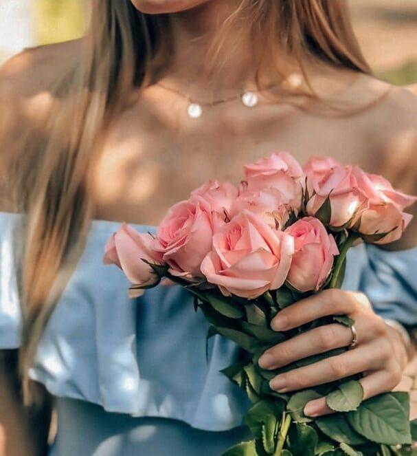 Collar Círculo Felicidad Oro Rosa – Boutique de la Felicidad