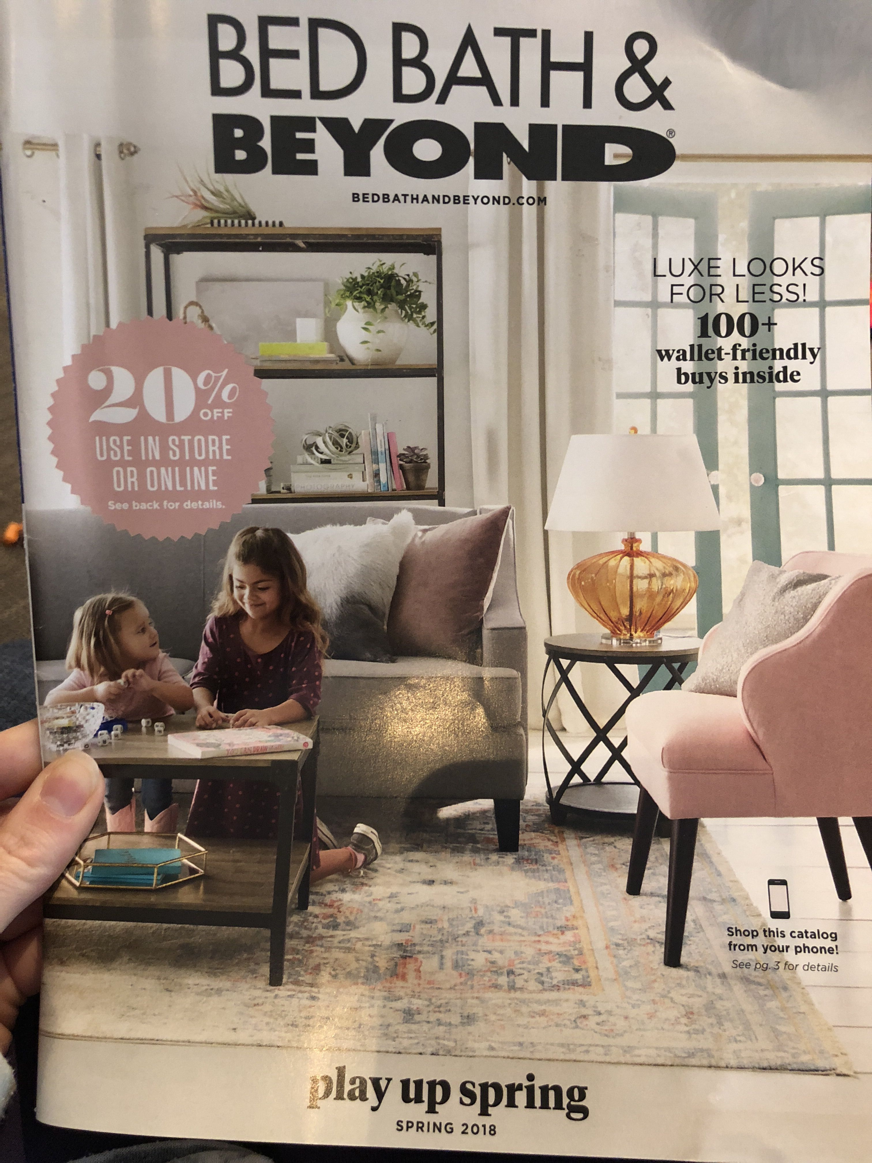 Great Options And Ideas In This New Catalog For Bed Bath Beyond Check It Out Home Decor Design