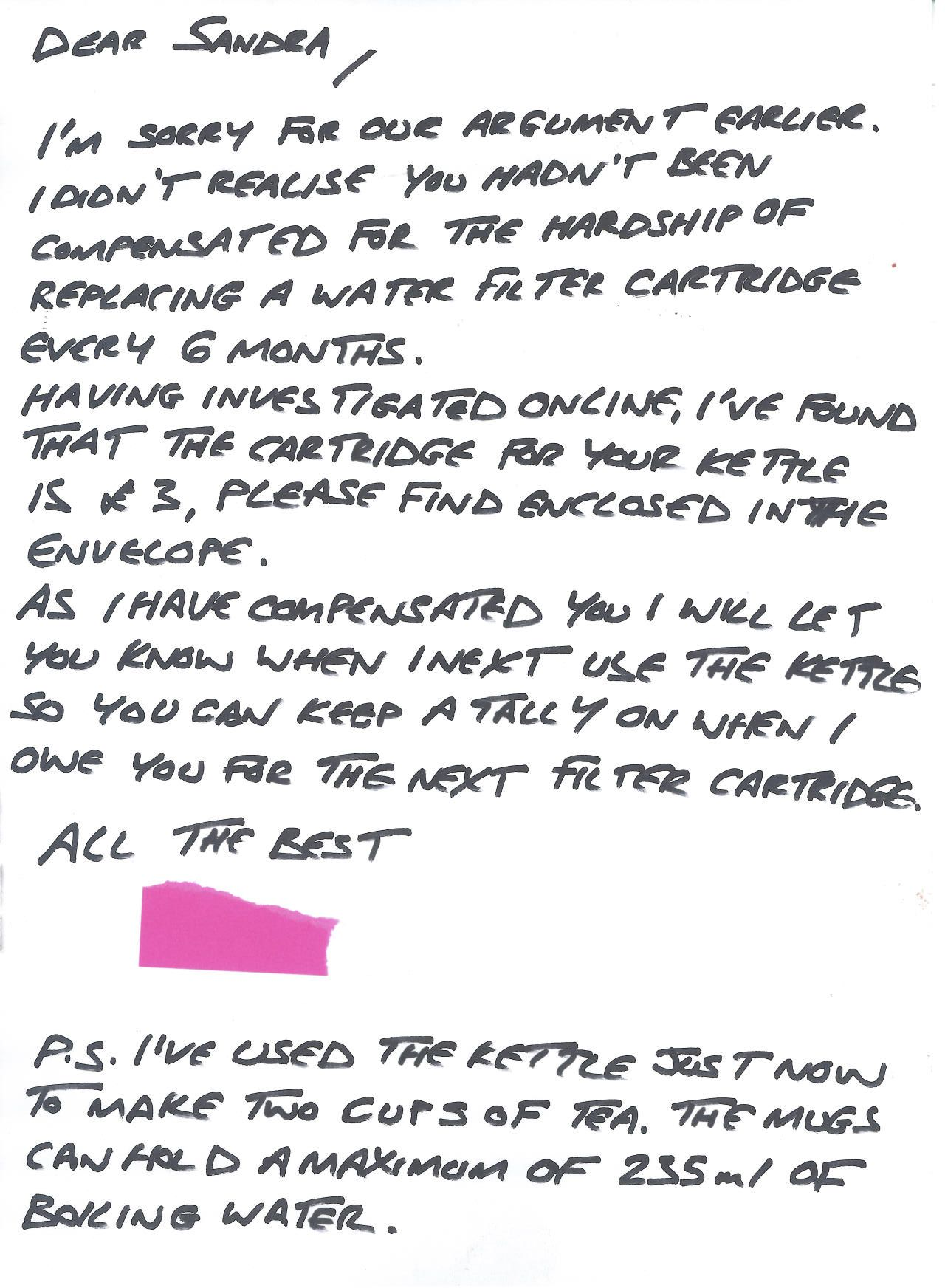 The Unemployed Graduate Apology Letterletter Of Apology Business