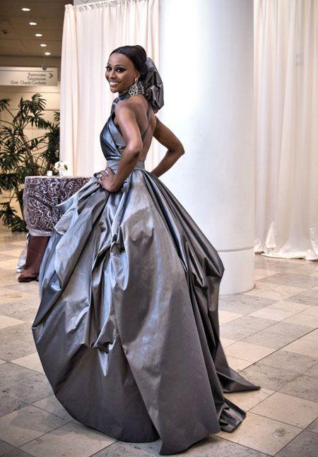 Platinum Wedding Dress_Wedding Dresses_dressesss