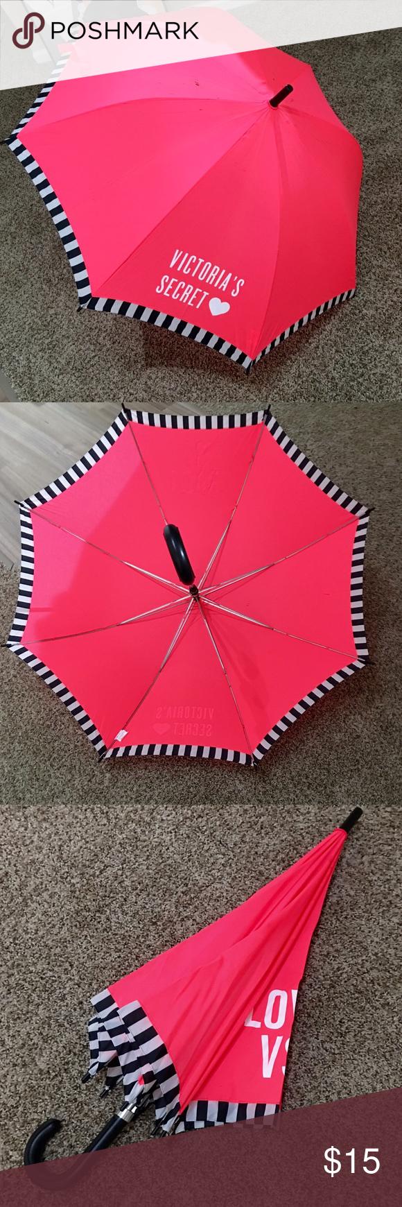 Victoria's Secret Umbrella ☂ Victoria secret umbrella