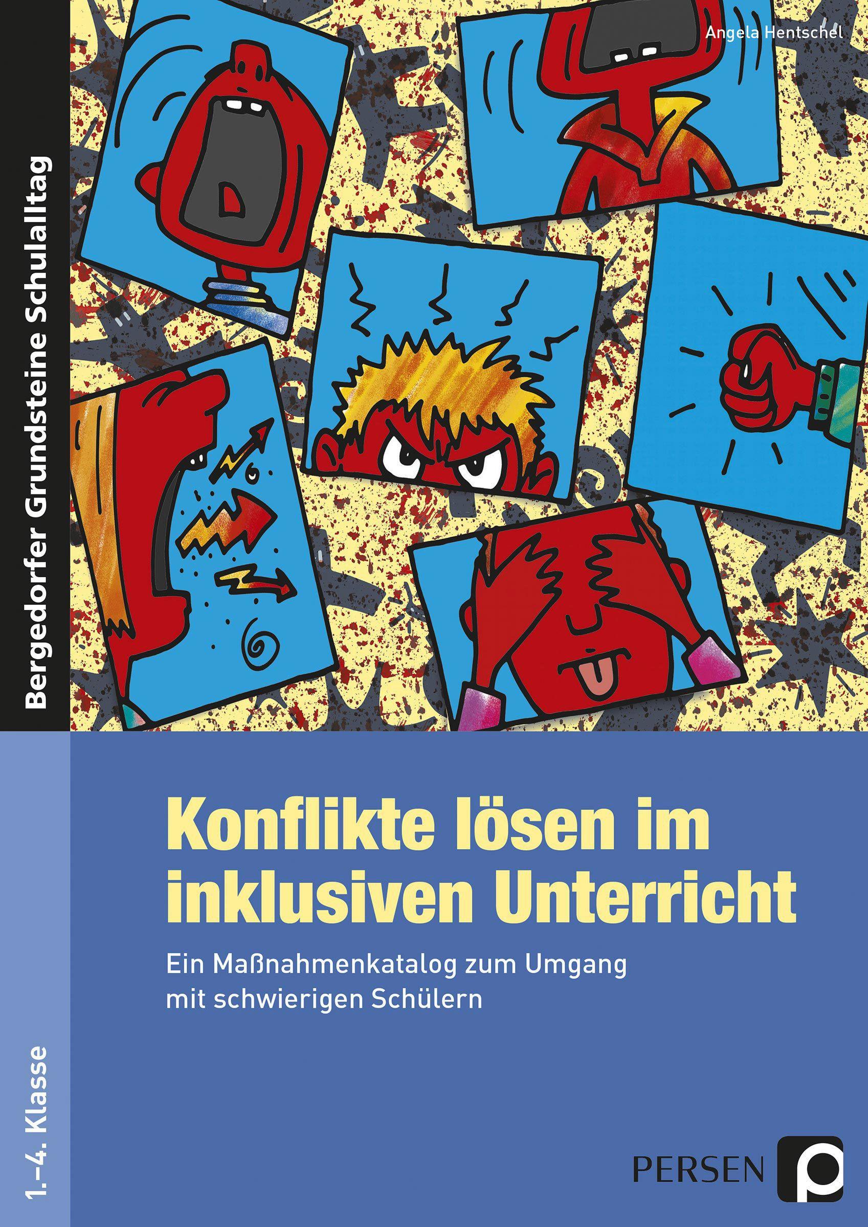 Konflikte Losen Im Inklusiven Unterricht Konflikt Bucher Grundschule