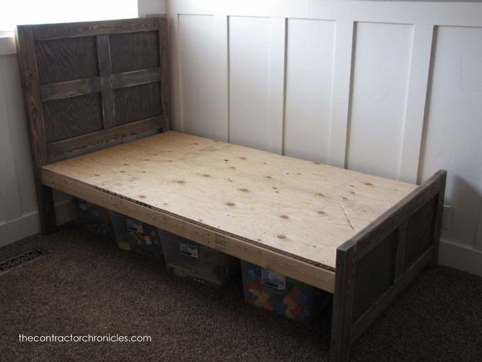 Best Build Your Own Pottery Barn Kids Emmett Twin Bed The 400 x 300