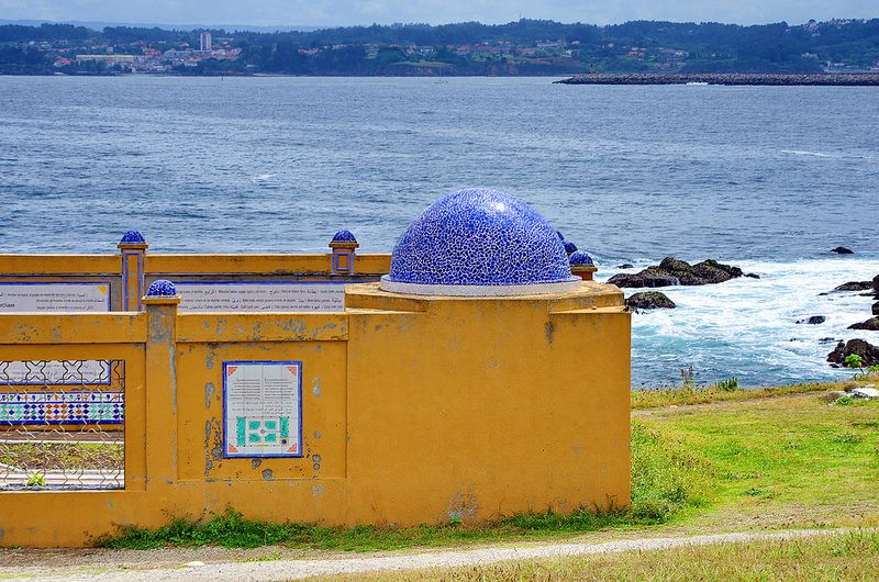 A Coruña La Corogne Galice Espagne 372 - Monumento aos Fusilados da Republica