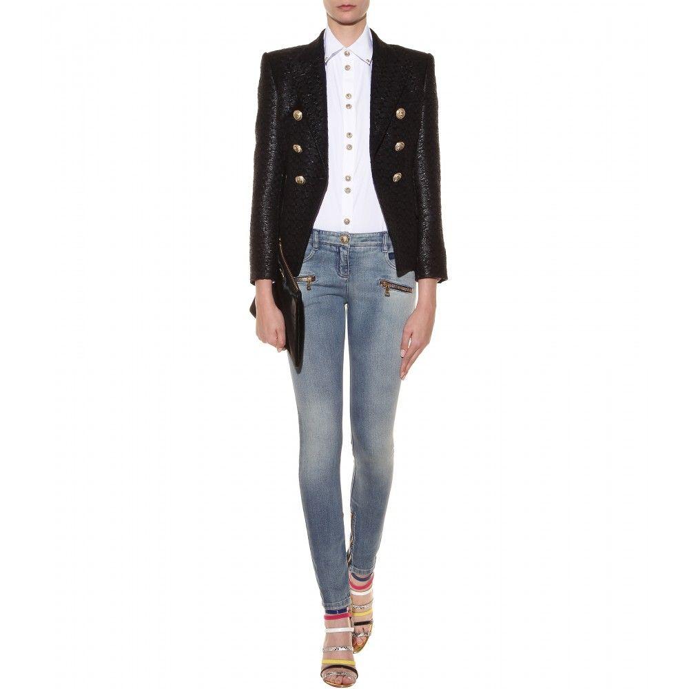 mytheresa.com - Chemise en coton - manches longues - tops - vêtements - Luxe et Mode pour femme - Vêtements, chaussures et sacs de créateurs...