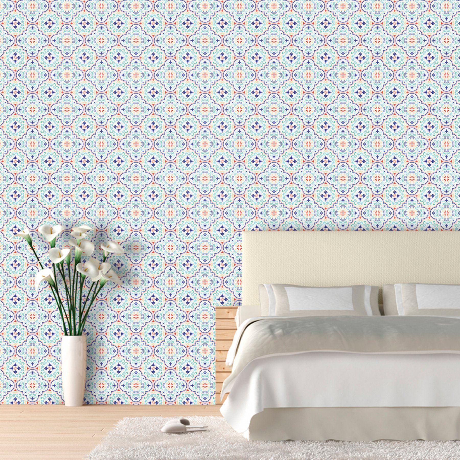 Swag Paper Tiles SelfAdhesive Wallpaper TILESFIEST4