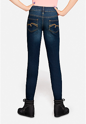 2e0c309374b81 Girls' Jeans & Jeggings | Shop Justice | Justice | Birthday list ...