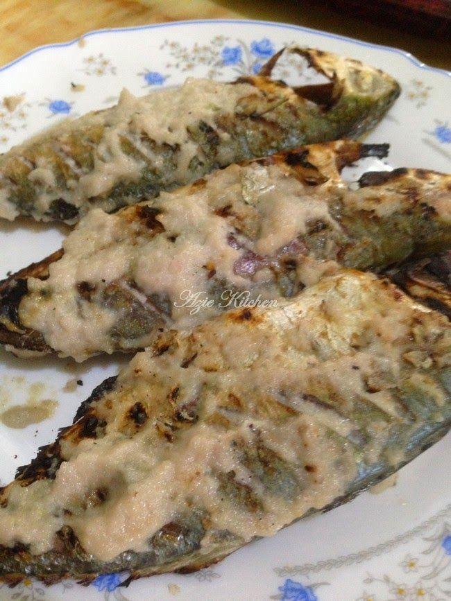 Azie Kitchen Ikan Percik Putih Kelantan Resep Masakan Pedas Resep Masakan Malaysia Resep Makanan