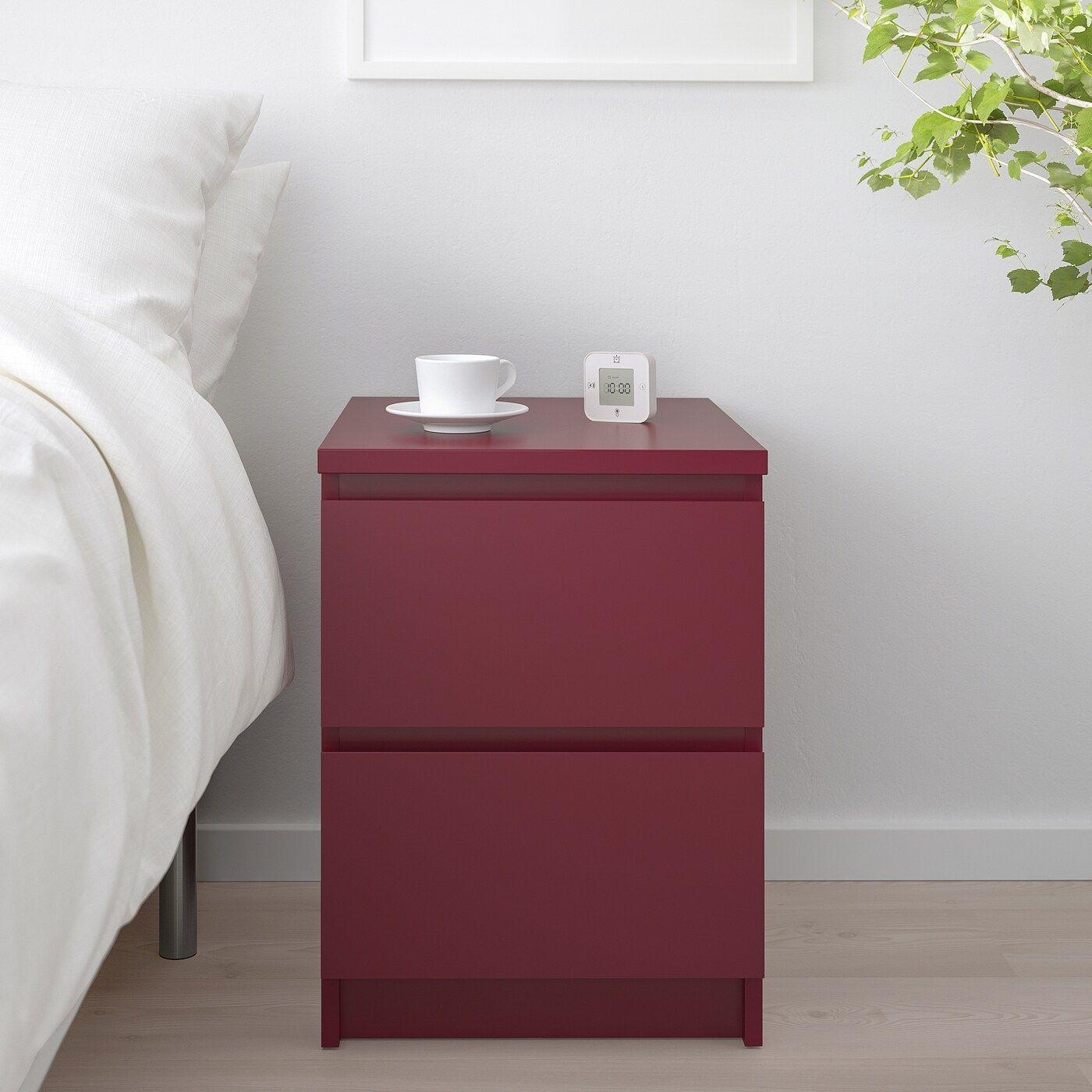 Ikea Malm Kommode 6 Schubladen Maße