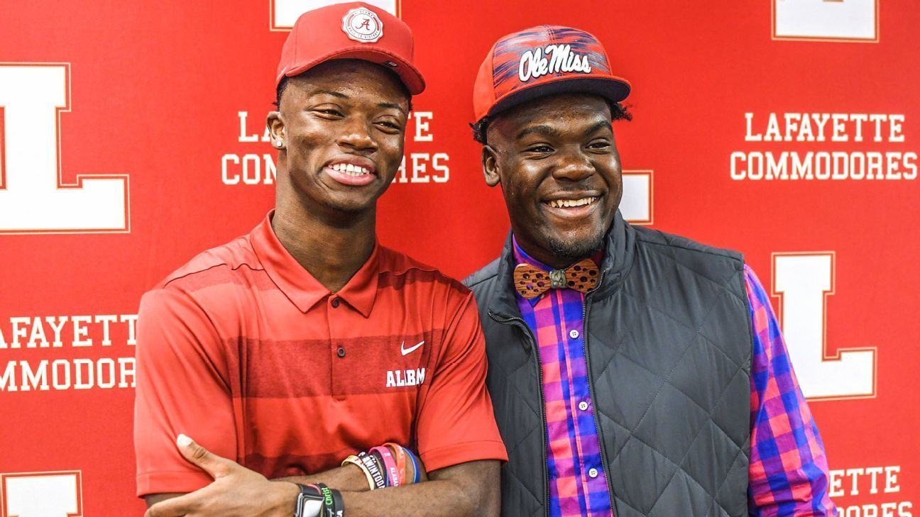 College football recruiting early signing period how to