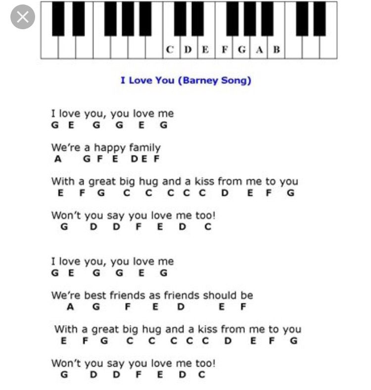 Piano beginning piano sheet music : LearningPiano | Learning Piano | Pinterest | Pianos, Sheet music ...