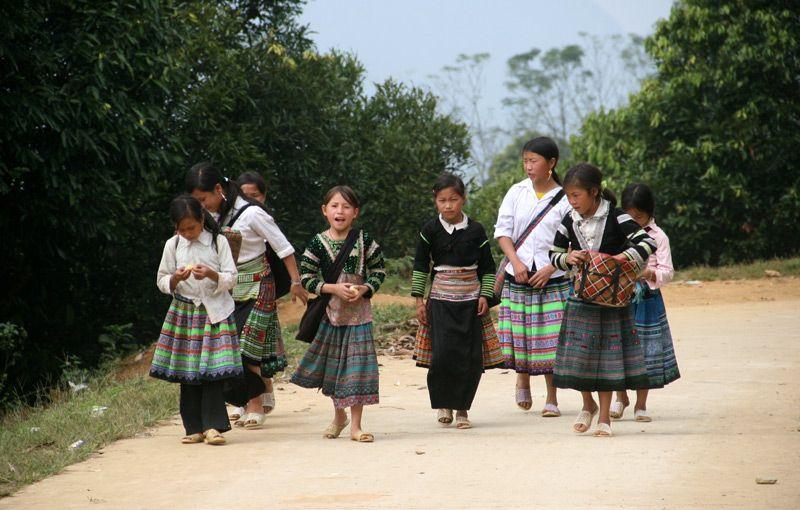 Nguyên tắc và tiêu chuẩn đồng phục học sinh sinh viên Việt Nam