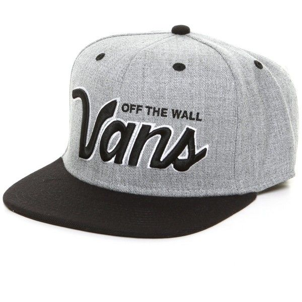b5eeeaffe4 Vans Verdugo Snapback Cap ( 26) ❤ liked on Polyvore featuring men s  fashion