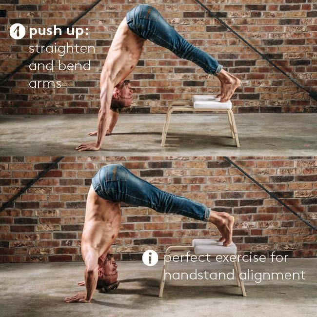 FeetUp® the Inversions Trainer for Yoga, Fitness and Relaxation