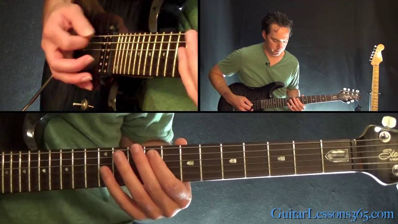 I Was Made For Lovin' You Guitar Lesson - Kiss