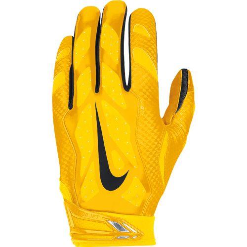 bd6b109685b Nike Vapor Jet 3.0 Men s Receiver Gloves - University Gold Black ...