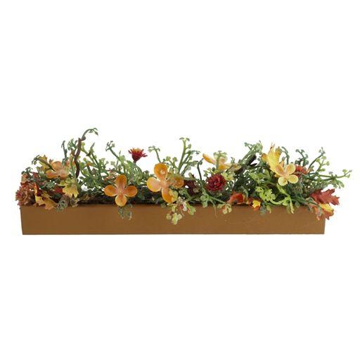 Large Autumn Window Box