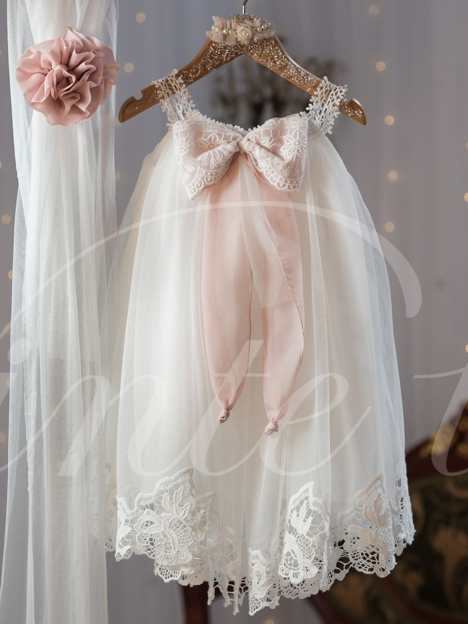 Christening Baptism Dress Vinteli 162525 (With images ...