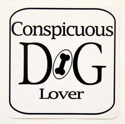 Bumper Stickers Dog Lovers