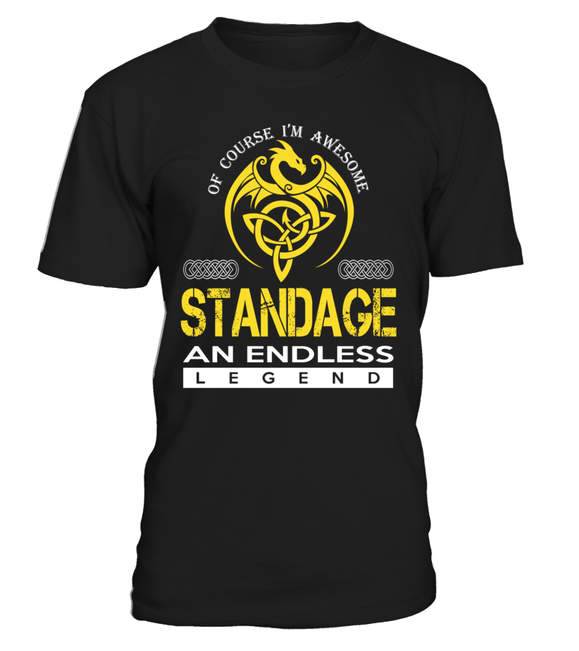 STANDAGE An Endless Legend