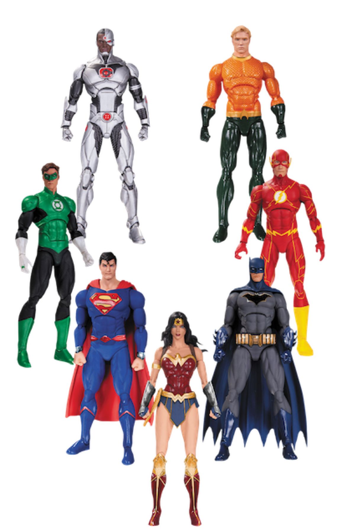 Superman Batman series 7 LIVE WIRE 6in Action Figure DC Direct  Toys