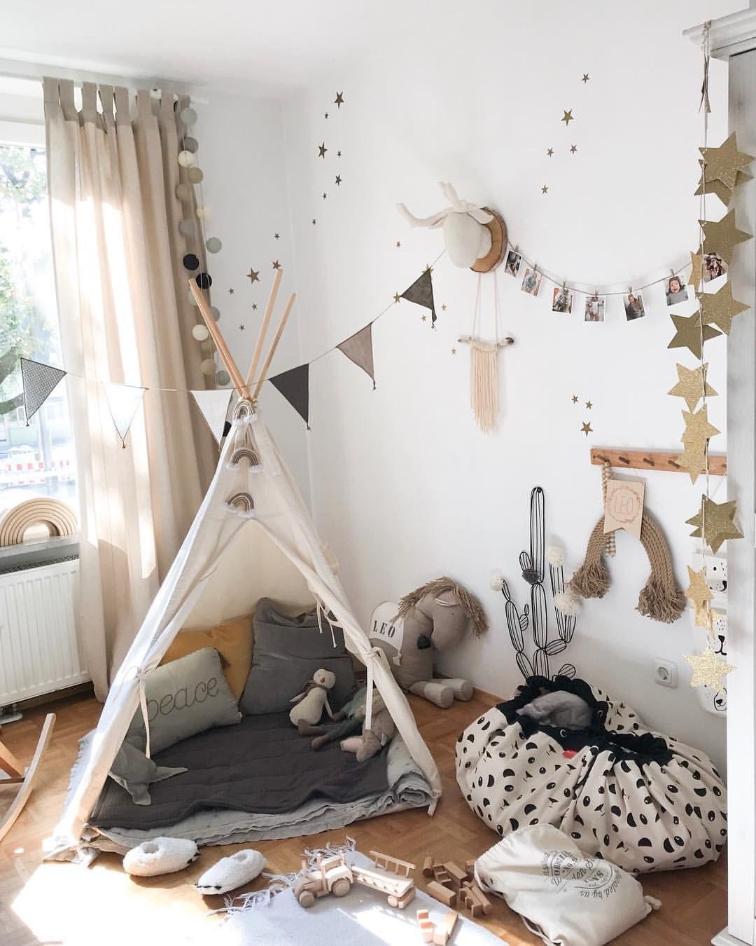 Kinderzimmer Babyzimmer Junge Mädchen einrichten Idee Inspo #kidsroomchallenge#krcfavouritecorner#kidsroomdecor#kidsroom#favoritecorner#tipi#favoriteplace#kinderzimmer#kinderzimmerdeko #kleinkindzimmer