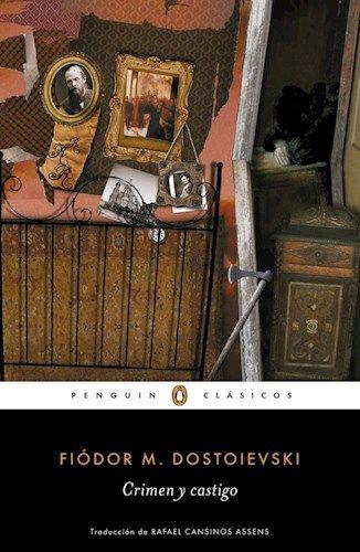 Crimen Y Castigo Por Dostoievski Fiodor 9789873952036 Cúspide Com Crimen Y Castigo Crimen Castigo