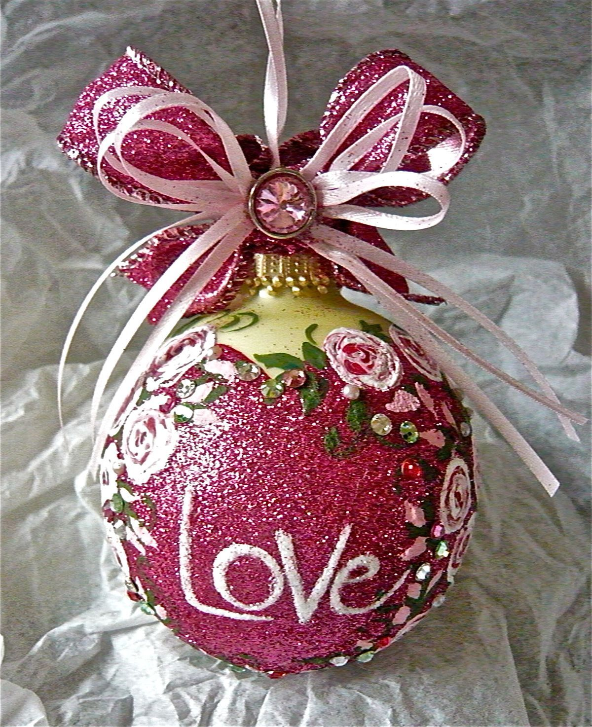 Pin by jean johnson on ornaments pinterest pink christmas and