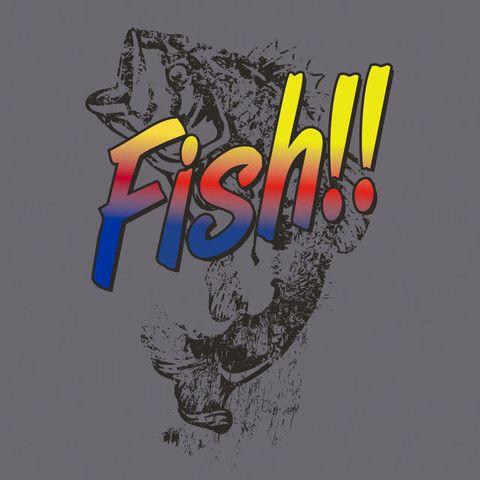 AH Fish! Shirt SEVENTHOUSANDSTARS PLEASE   Wish List   Shirts