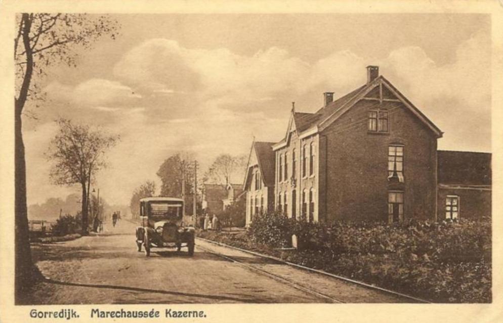 Gorredijk - Marechaussée Kazerne