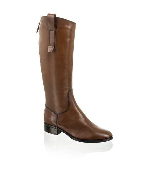 Walter Bauer Glattleder-Stiefel - braun - Gratis Versand   Schuhe   Stiefel    Online Shop   1623714263 fc7a3d17c5