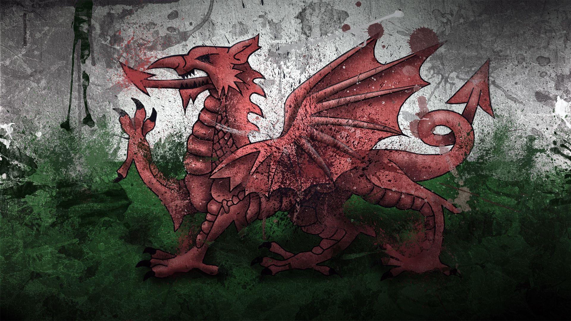 wales flag - Поиск в Google | Cool national flags | Pinterest