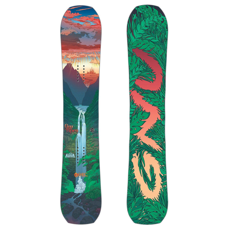 GNU B-Pro C3 Snowboard - Women's 2019