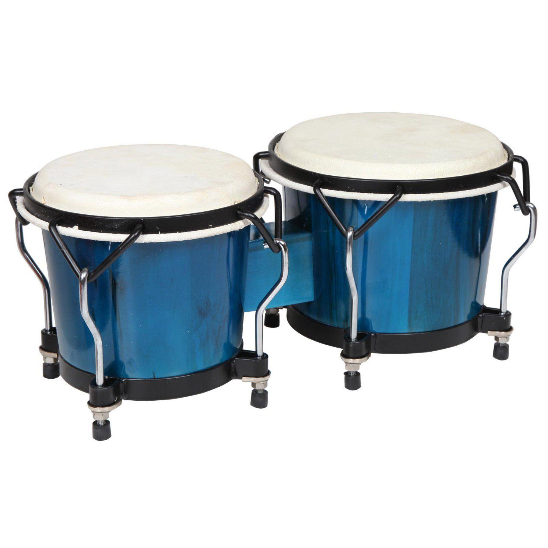 X8 Drums Endeavor Series Wood Bongos - X8-BNG-ENDV-OR