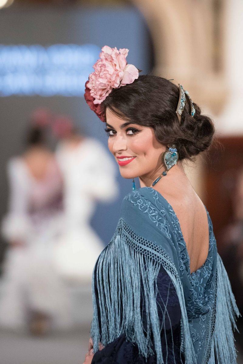 Banging peinados flamenca 2021 Galería de cortes de pelo Consejos - Pin en Flamenca
