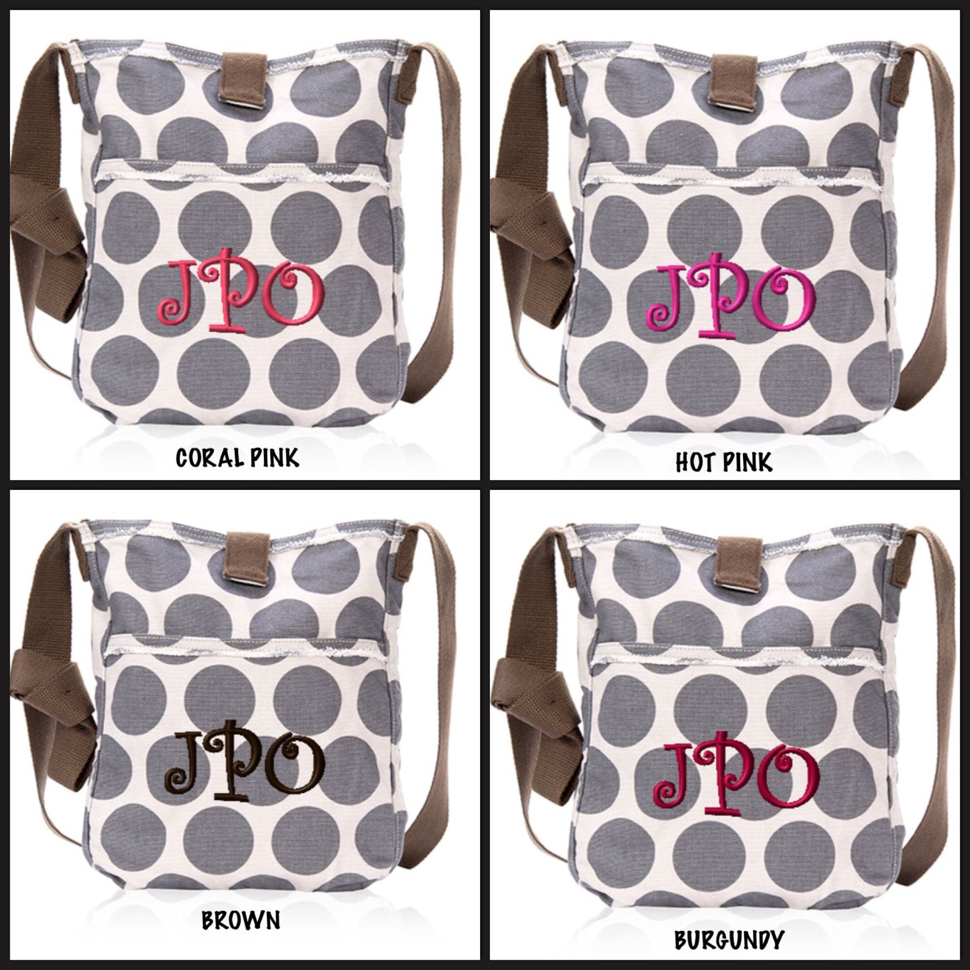 Thirty one november customer special 2014 - Grey Mod Dot Retro Metro Crossbody Only For Sale In The Month Of Oct Thirty One Gifts Font Style Is