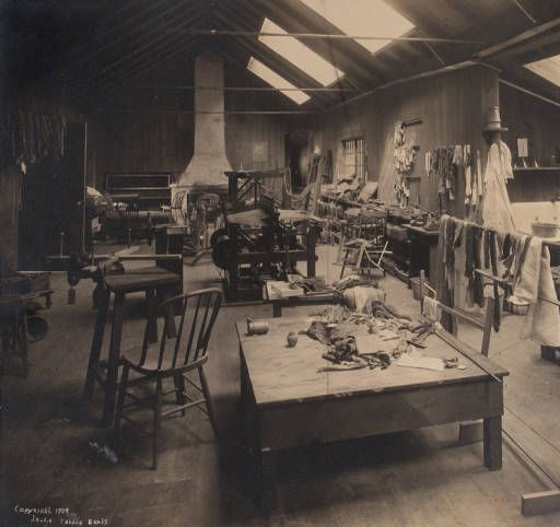 loom room | White Pines, Byrdcliffe Art Colony, Woodstock