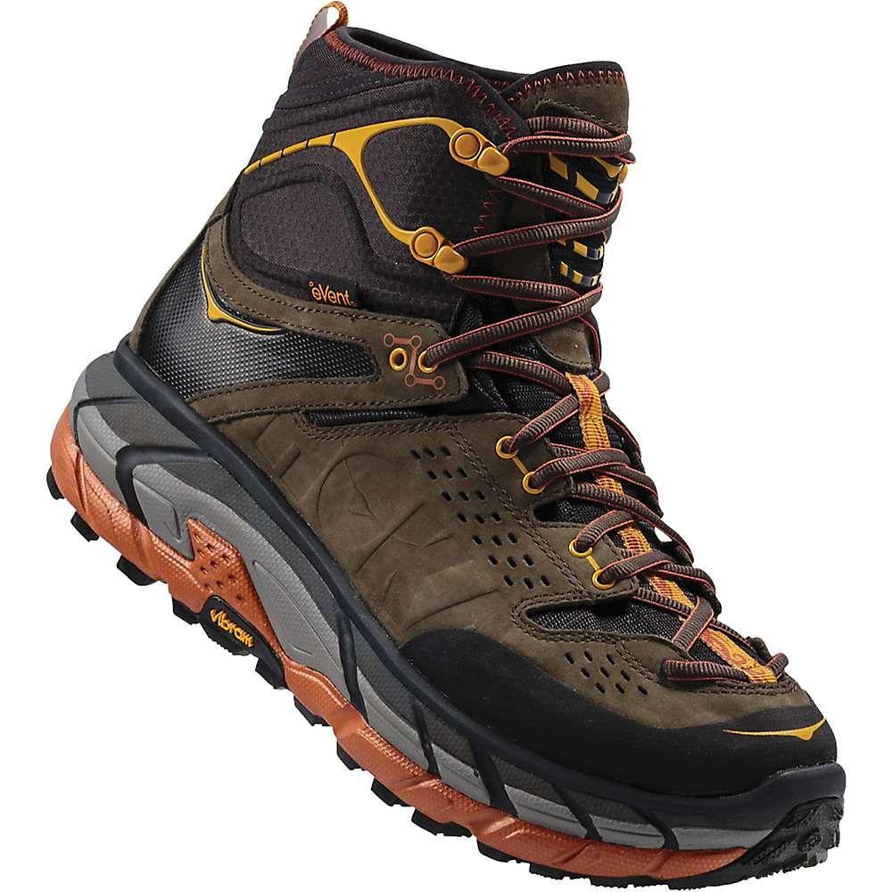 e9fbb025f57 Hoka One One Men's Tor Ultra Hi Waterproof Boot - 11 - Black Olive ...
