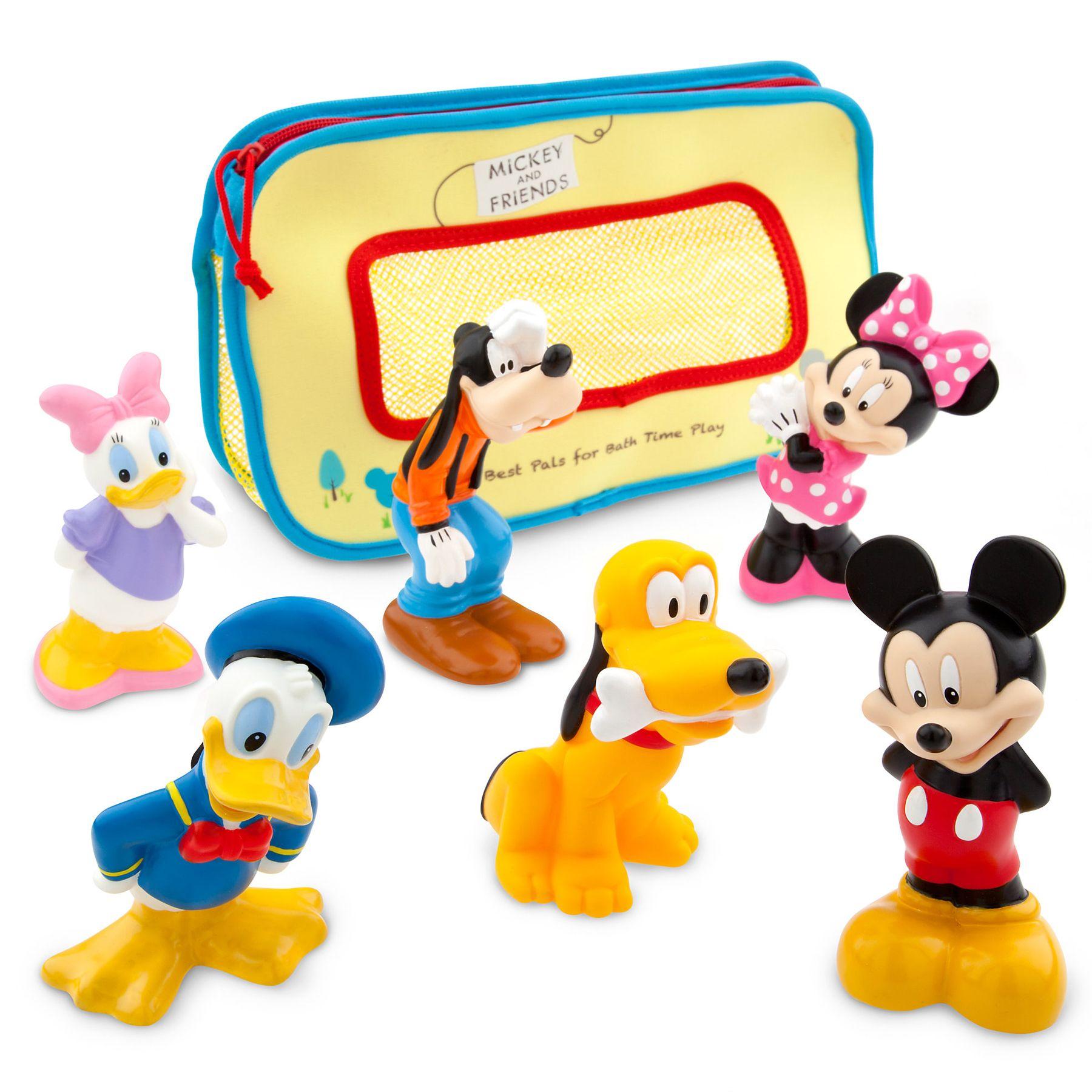 Mickey and Friends Bath Toys | My sweet boy | Pinterest | Bath toys ...