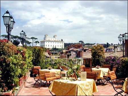 Hotel Mozart Wonderful Moderate Priced In Rome Near The Spanish Steps