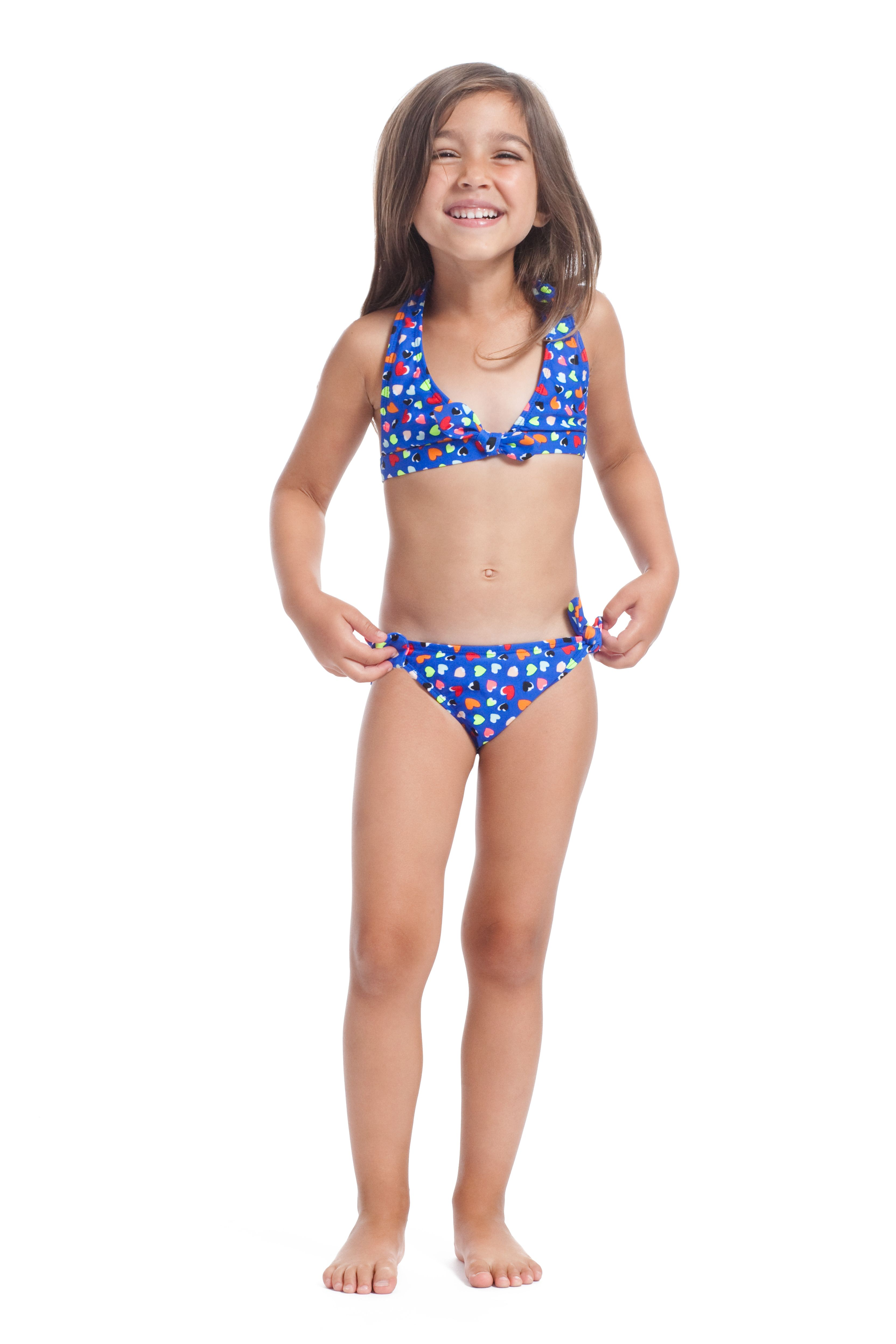 9d1f37e244 Neon Hearts Bow Bikini. Neon Hearts Bow Bikini Baby Swimwear, Bikini  Swimwear, Bikinis, Little Girl Swimsuits,