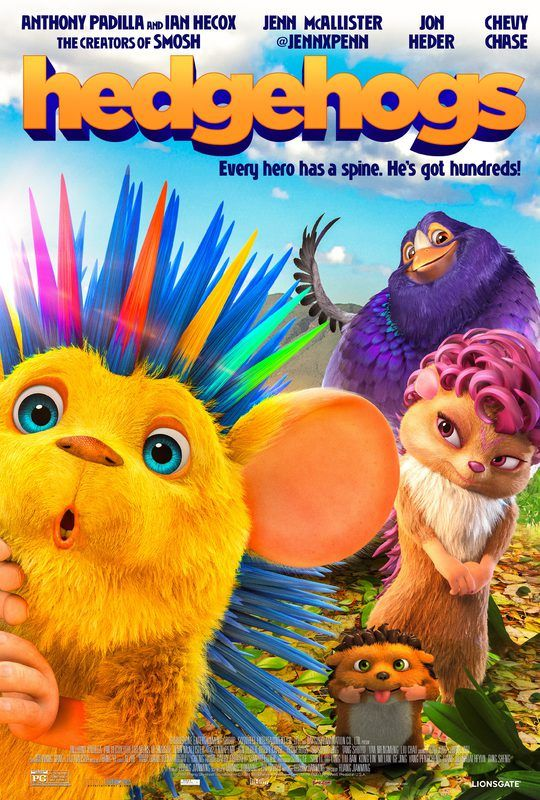 Hedgehogs Movie Trailer And Poster Https Teaser Trailer Com Movie Hedgehogs Hedgehogs Hedgehogsmovie Hedgehog Movie Hedgehog Movies