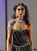 Wendy Luzon défilé couture NYC #lasemainedelamode #robe #femme #printempsete2013 #mode #wendyluzon