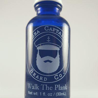 Beard Oil: Walk The Plank