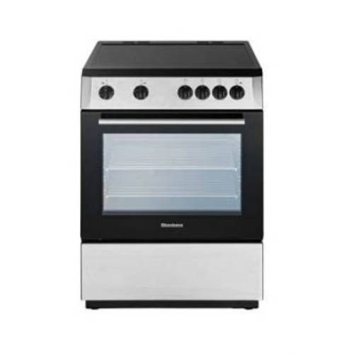 Blomberg Beru24200ss 24 Freestanding Electric Range In Stainless Steel Freestanding Electric Ranges Blomberg Electric Range