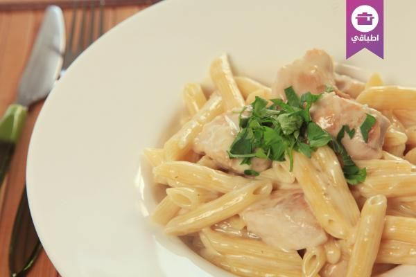 Pin On وصفات معكرونة Pasta Recipes