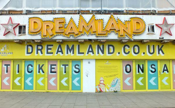 Dreamland Margate: the phoenix of Kent