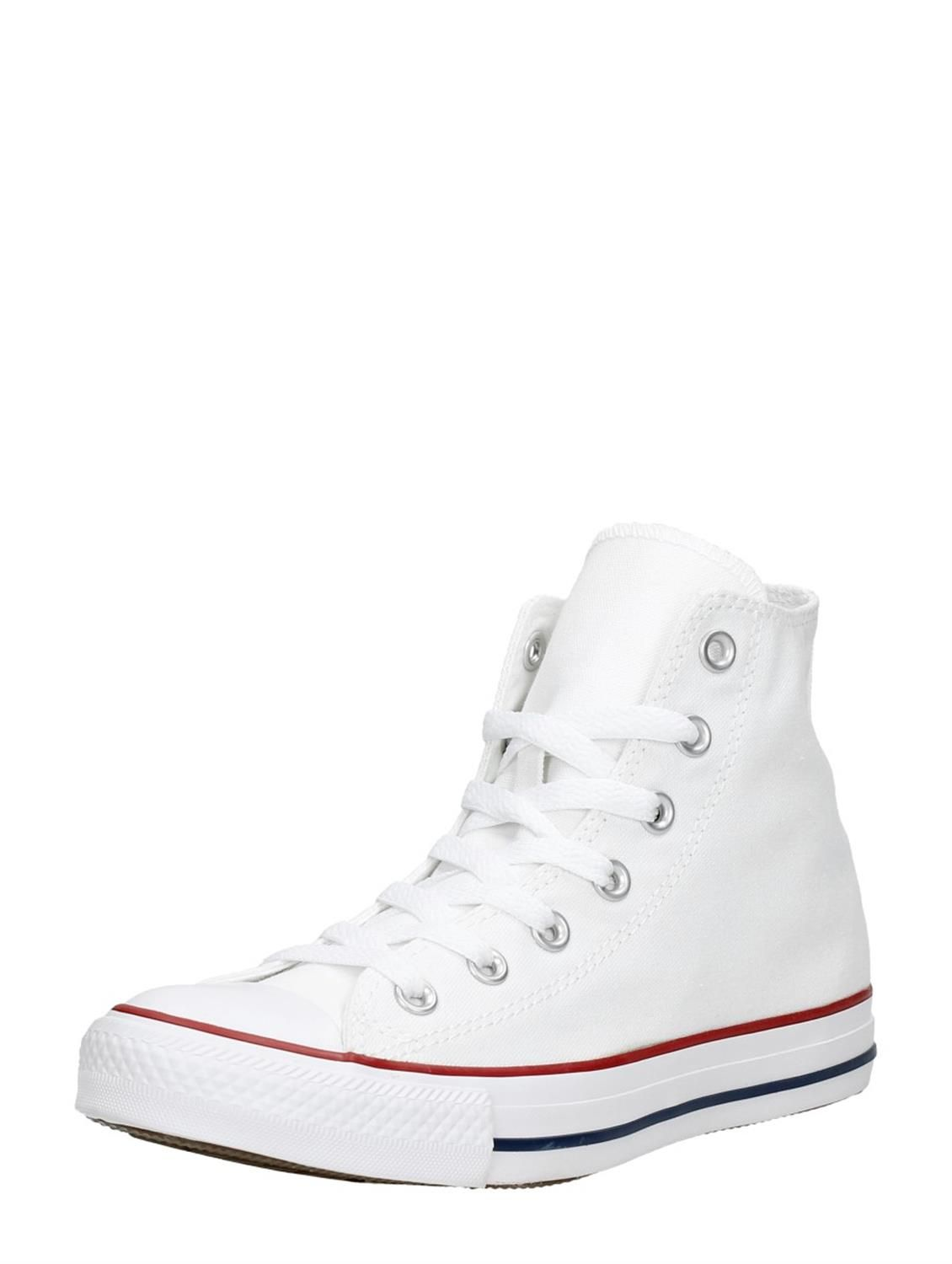 226278b9e8b Converse Chuck Taylor All Star hoog wit dames | CONVERSE in 2019 ...