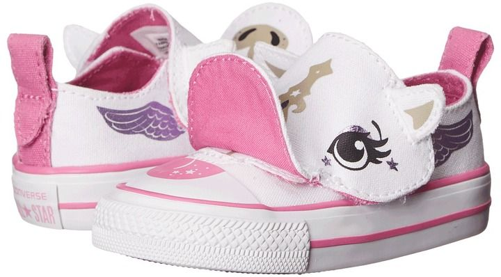on sale 7deef f40cd Converse Kids Chuck Taylor® All Star® Creatures - Pegasus Unicorn (Infant  Toddler)